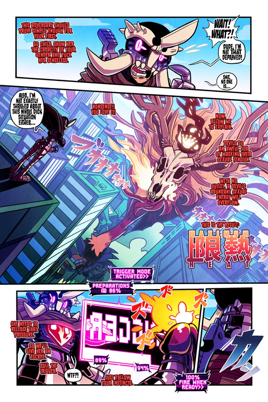 Love-Gun-1-Digital-Devil-Saga 16 free sex comic