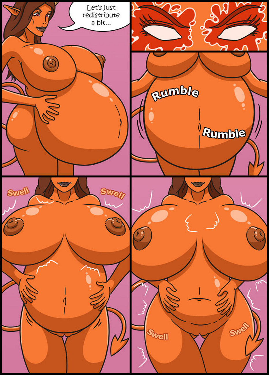 Succubus sex comics