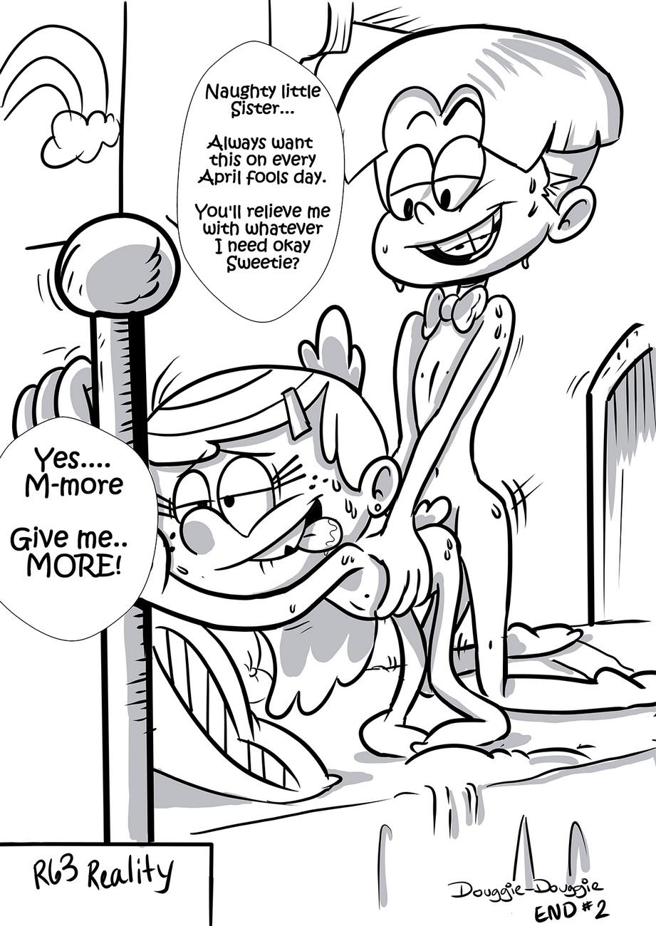 Luan-s-Punishment 11 free sex comic