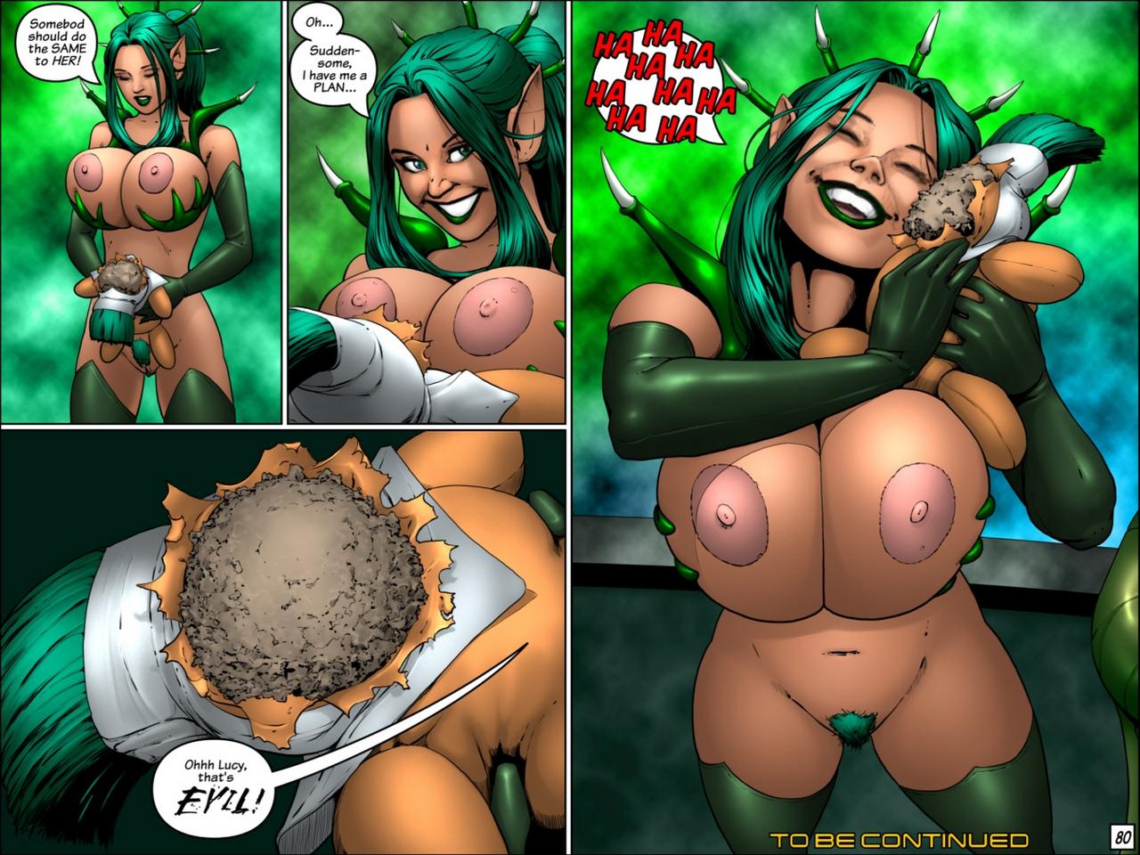 Lucy Lastique 79 comic porn