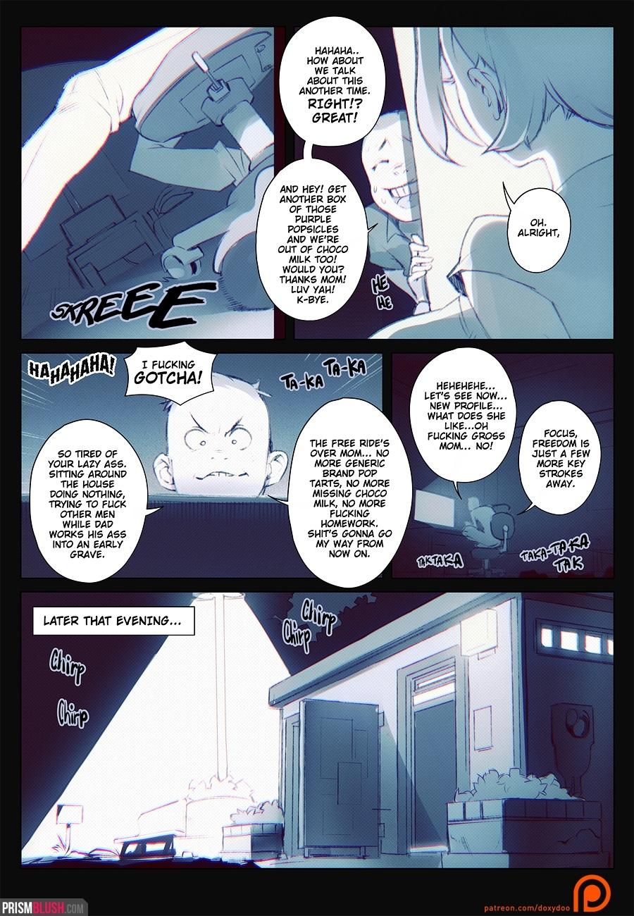 Porn Comic Cum luvs 2 cum 1 comic porn - hd porn comics
