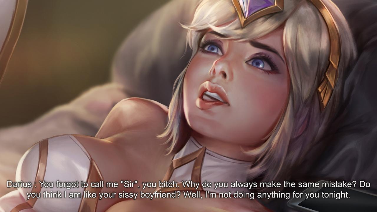 Lux-NTR 3 free sex comic