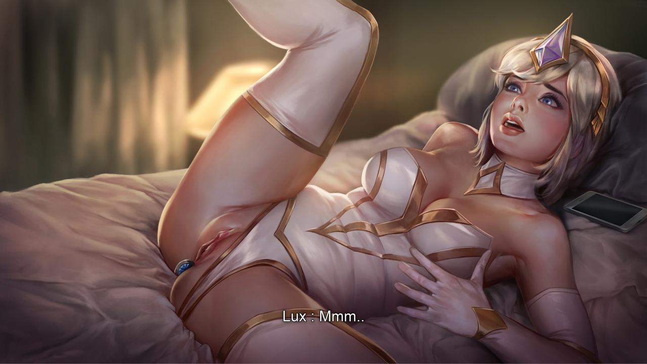 Lux-NTR 16 free sex comic