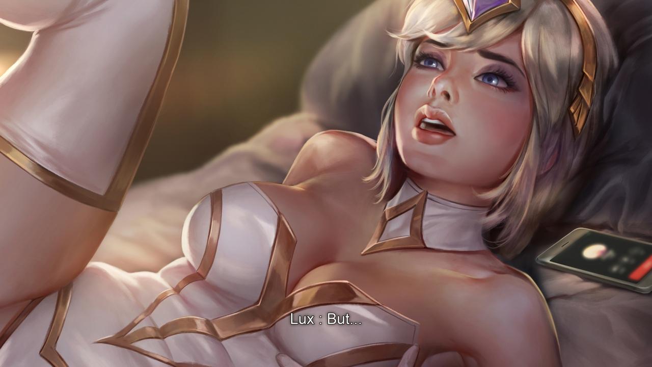 Lux-NTR 21 free sex comic