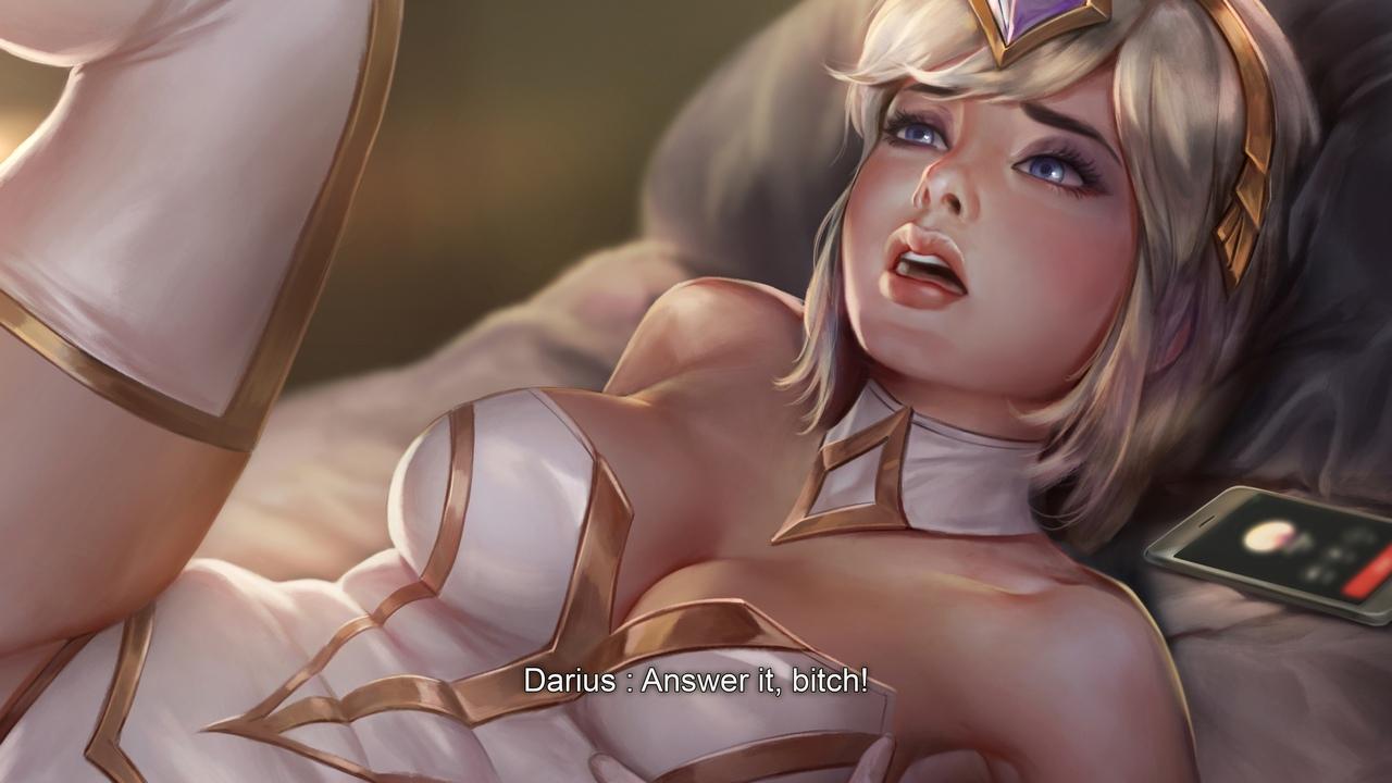 Lux-NTR 22 free sex comic