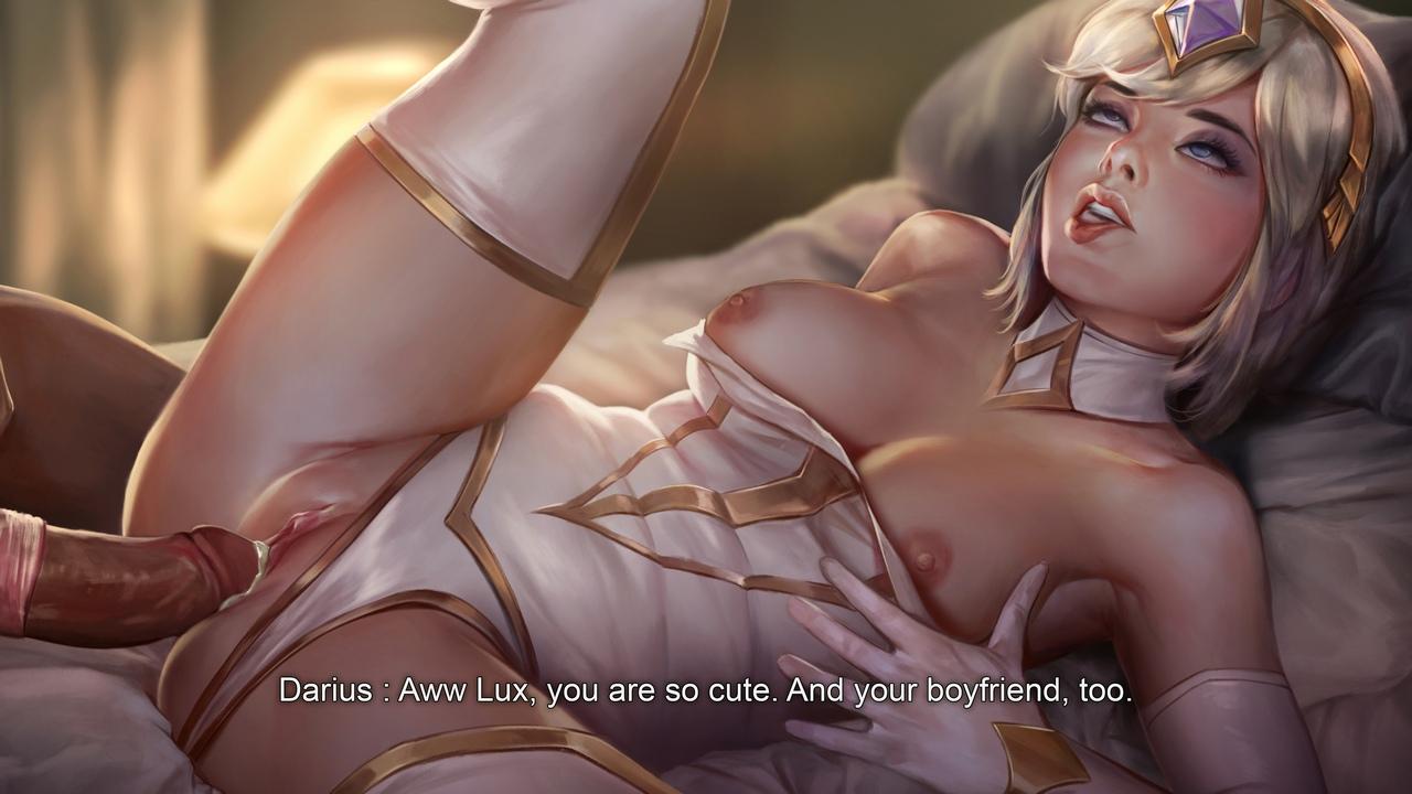Lux-NTR 50 free sex comic