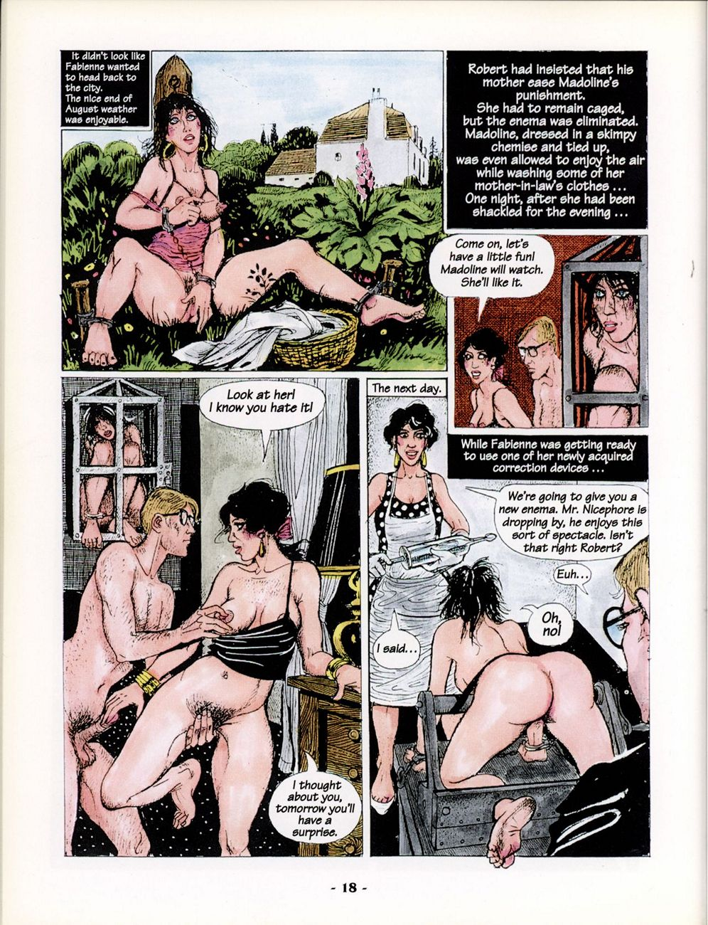 Air Porn One madoline 1 comic porn - hd porn comics