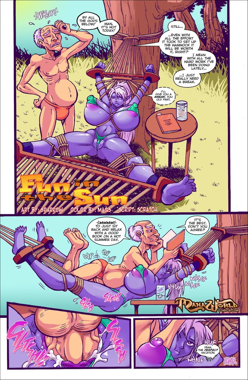 Mana-Mini-s 2 free sex comic