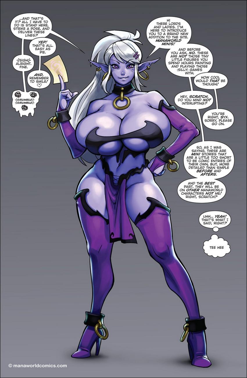 Mana-Mini-s 3 free sex comic