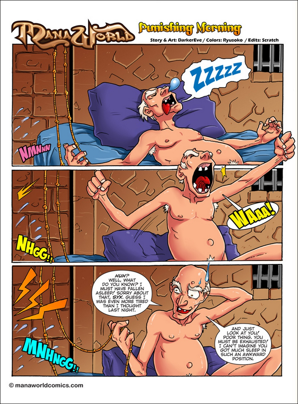 Mana-Mini-s 4 free sex comic