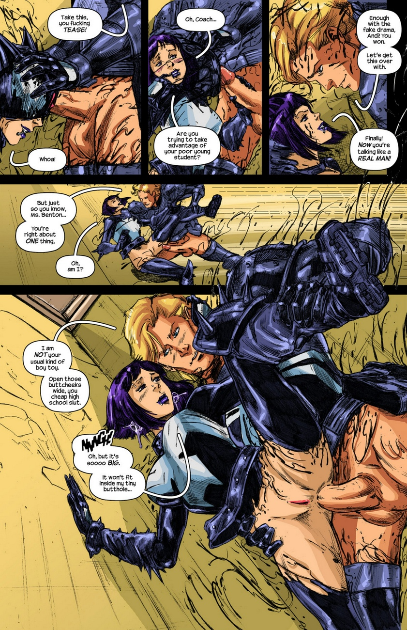 Mania-1 9 free sex comic