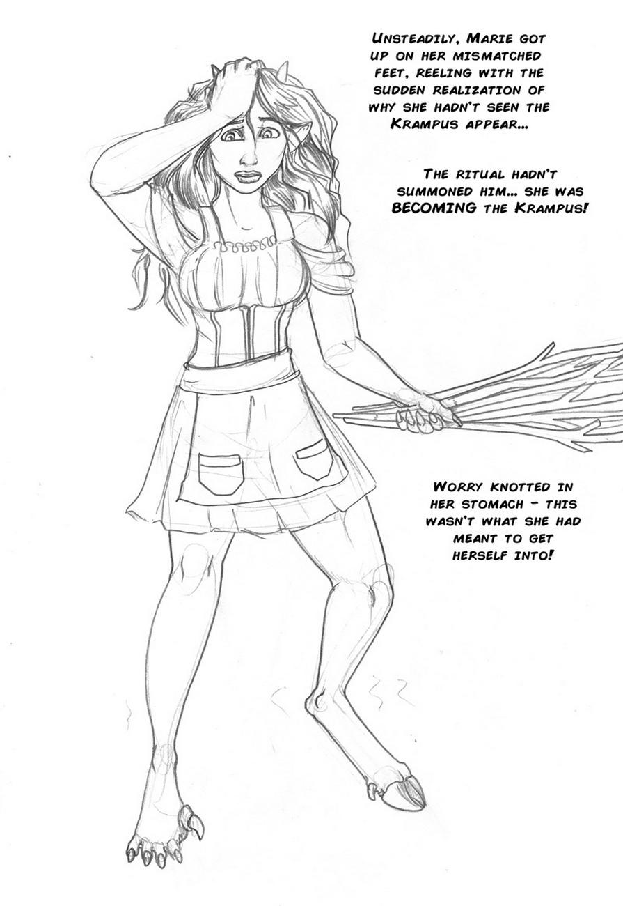Marie-Krampus-Origins 14 free sex comic