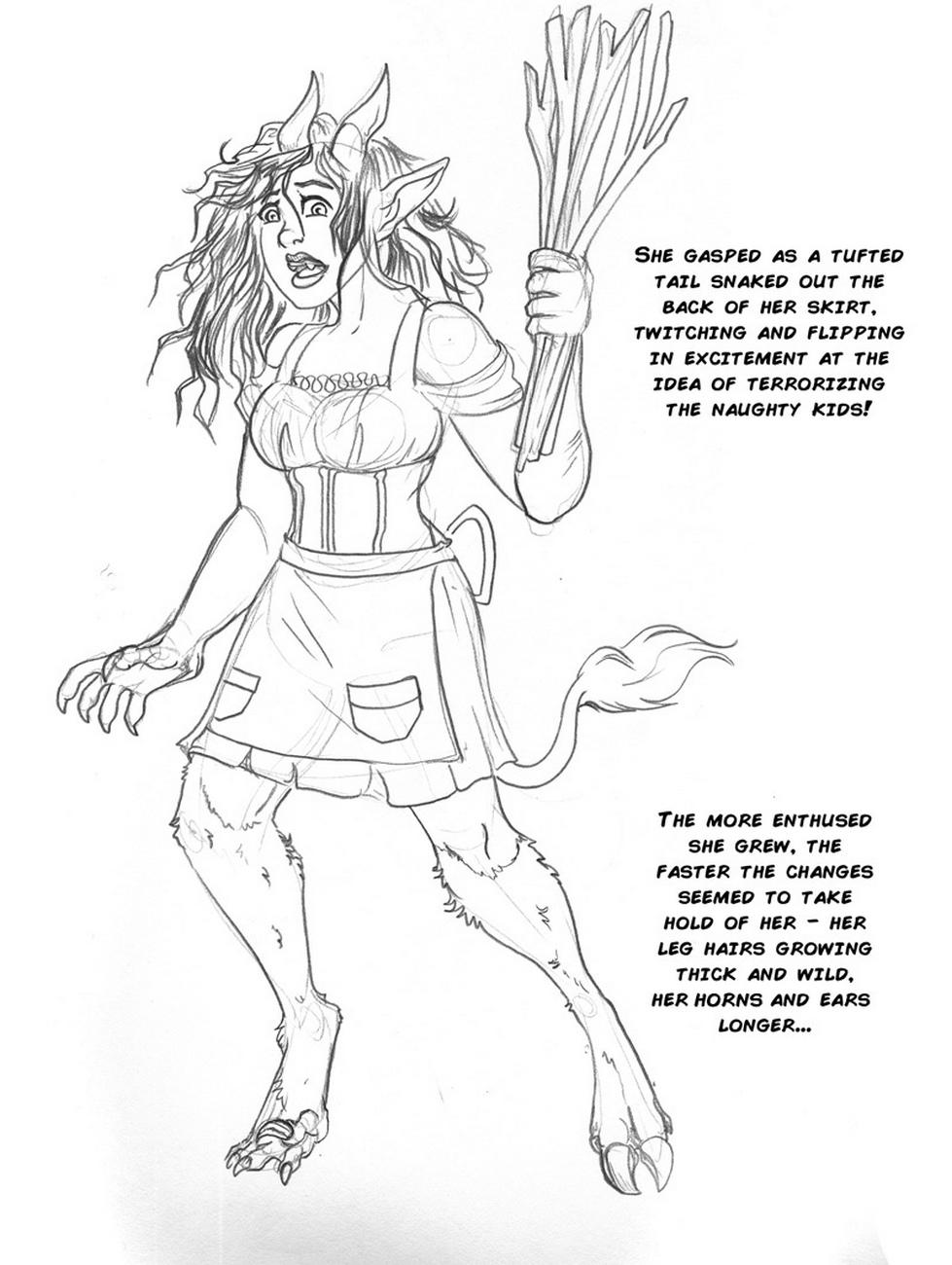 Marie-Krampus-Origins 16 free sex comic