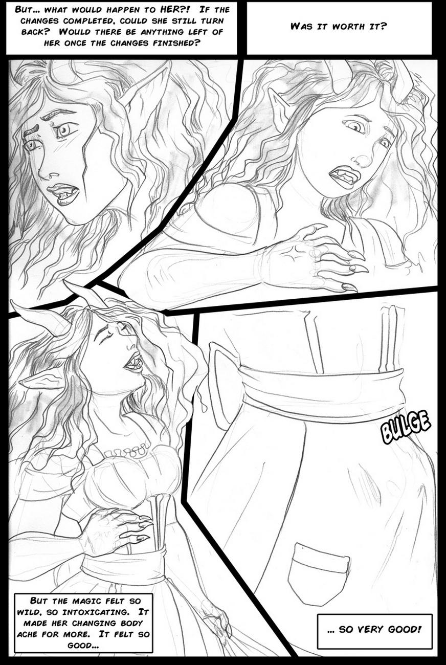 Marie-Krampus-Origins 17 free sex comic