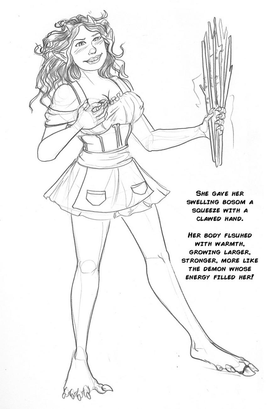 Marie-Krampus-Origins 26 free sex comic