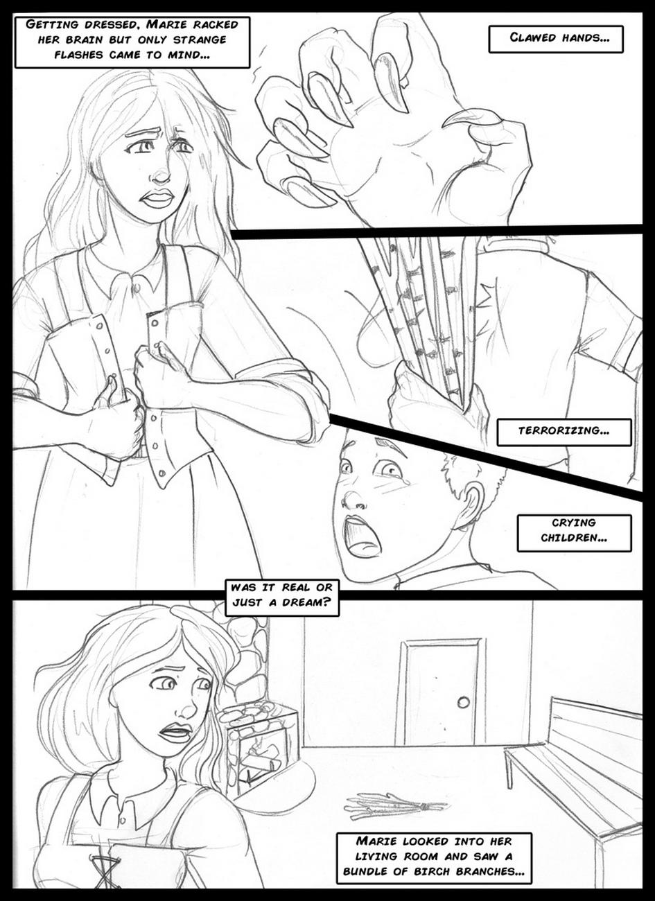Marie-Krampus-Origins 37 free sex comic