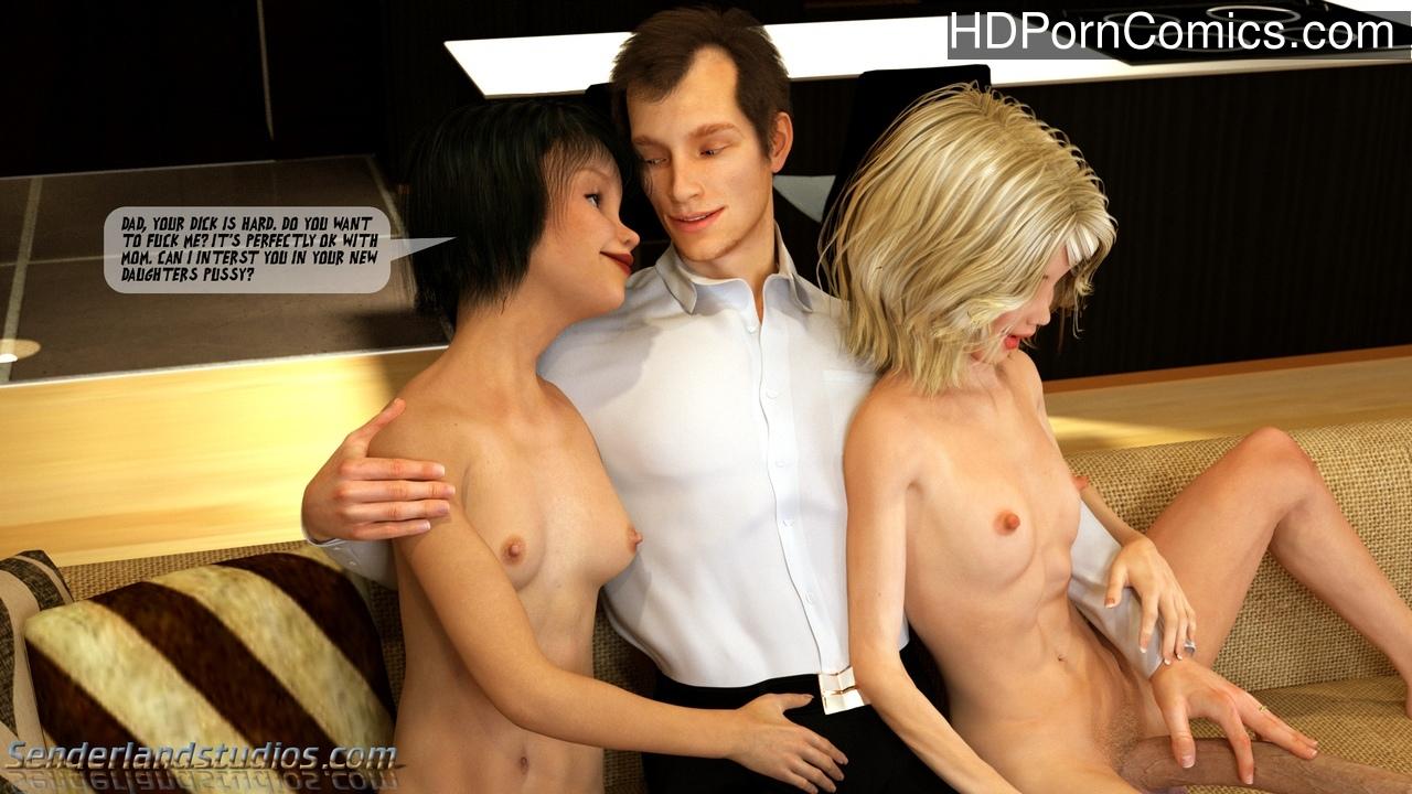 Meeting-Dad 31 free sex comic