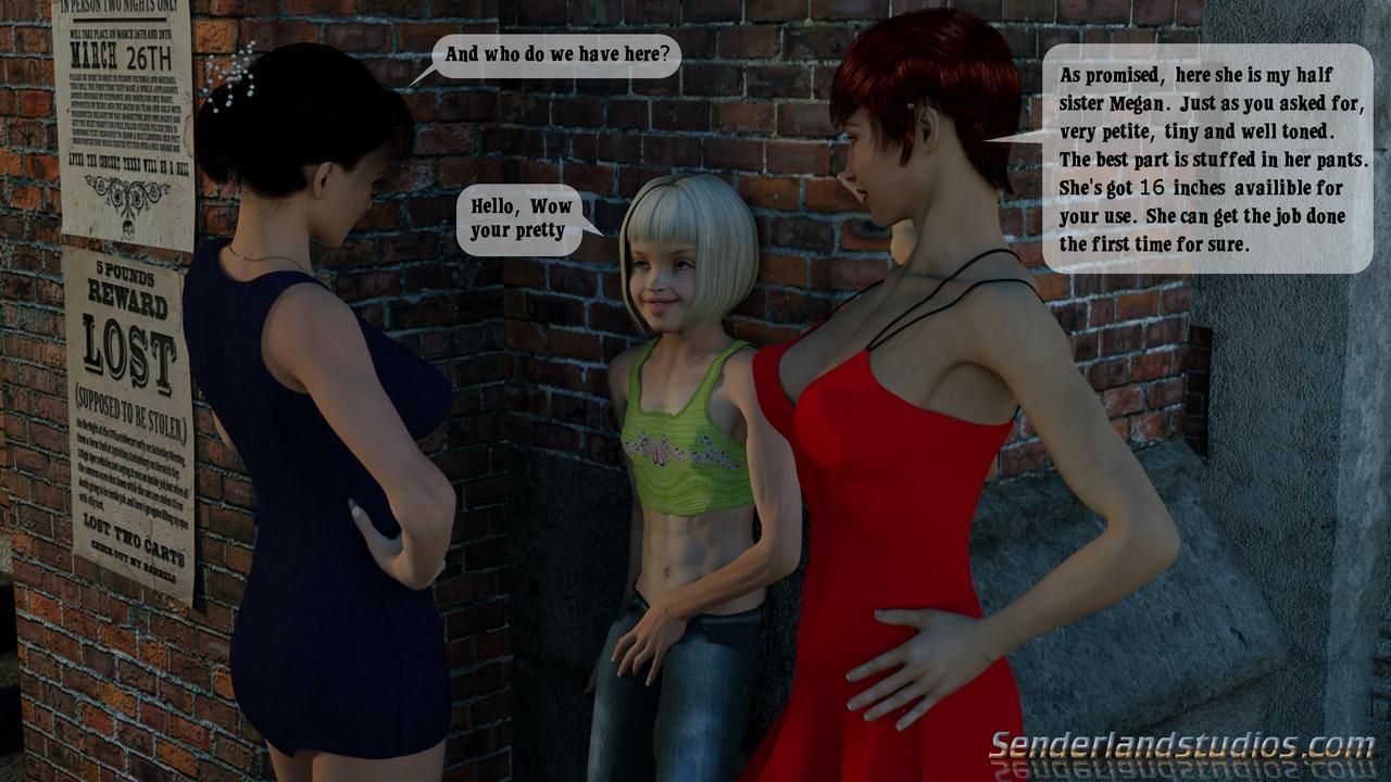 Megan-s-Stud-Service 2 free sex comic