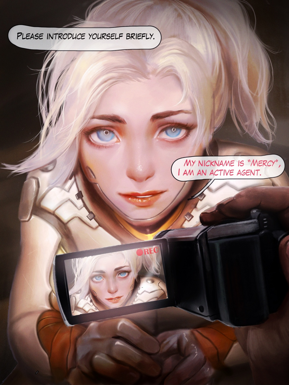 Mercy-The-First-Audition 5 free sex comic