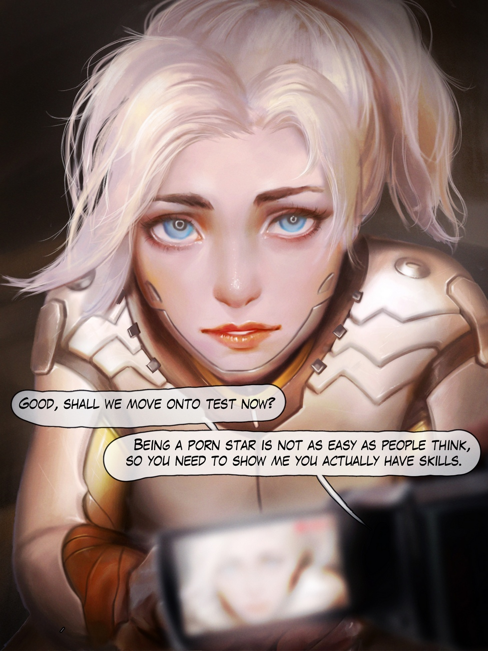 Mercy-The-First-Audition 6 free sex comic