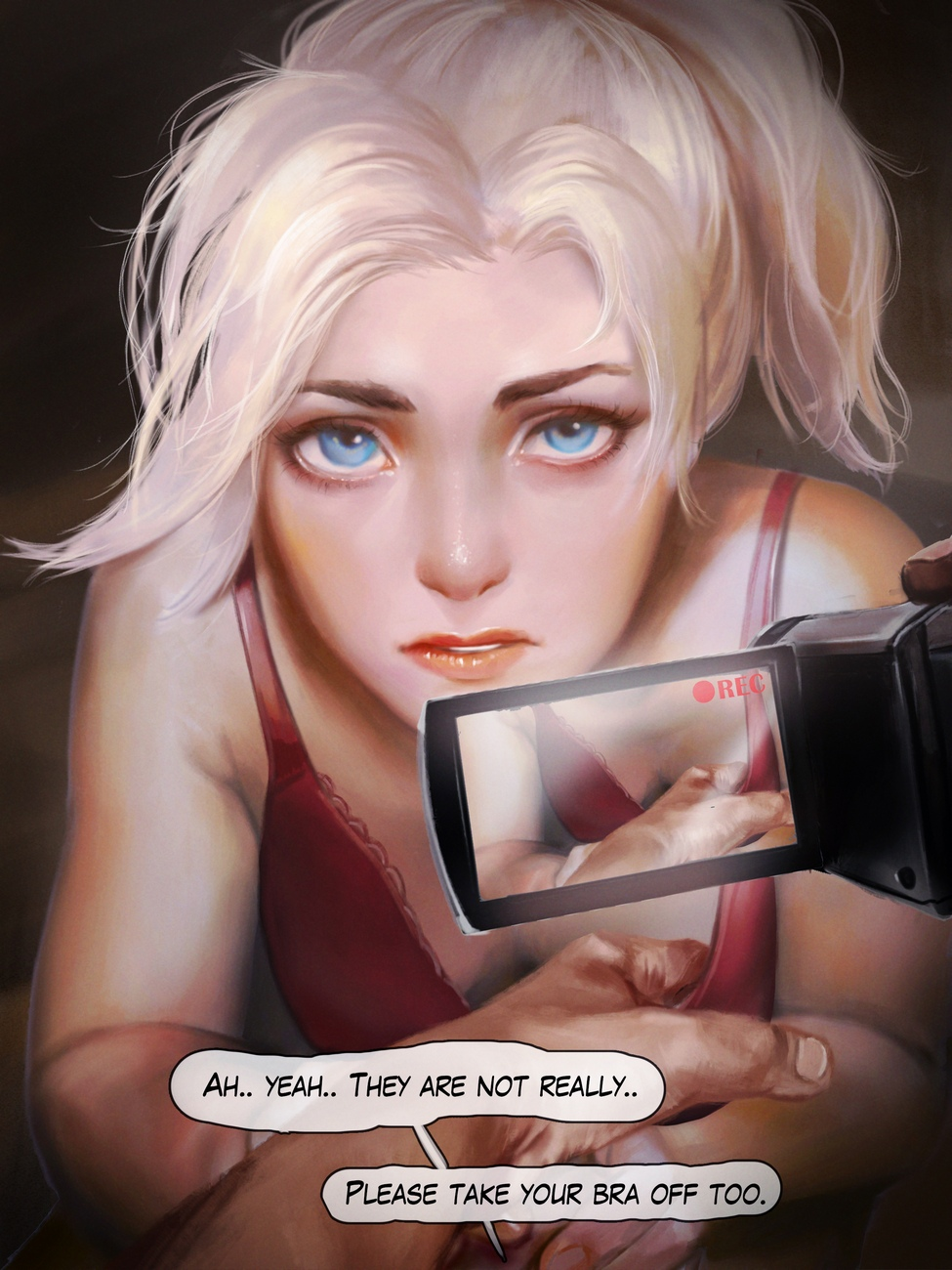 Mercy-The-First-Audition 20 free sex comic