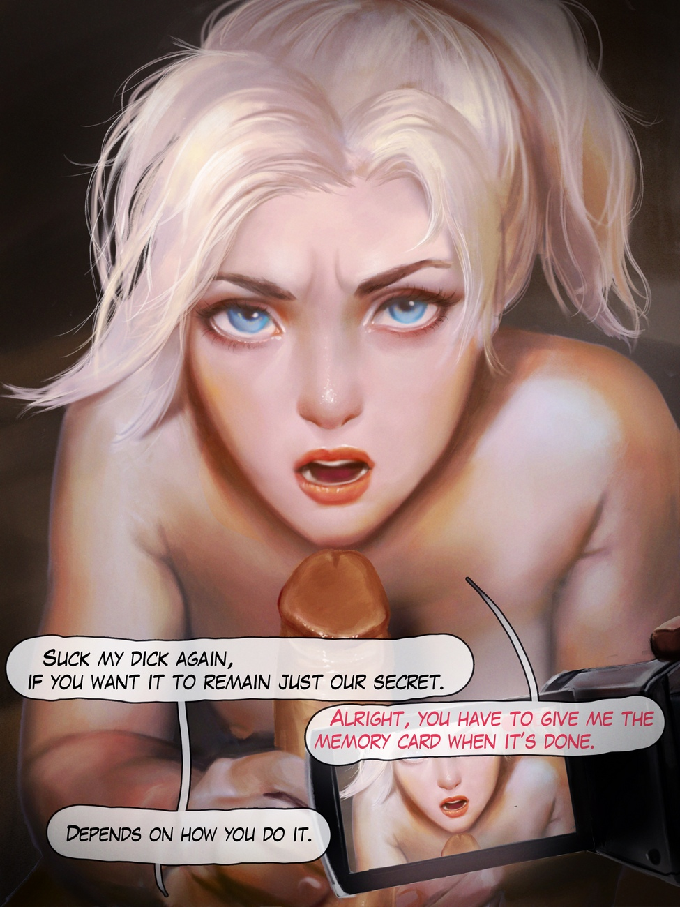Mercy-The-First-Audition 25 free sex comic