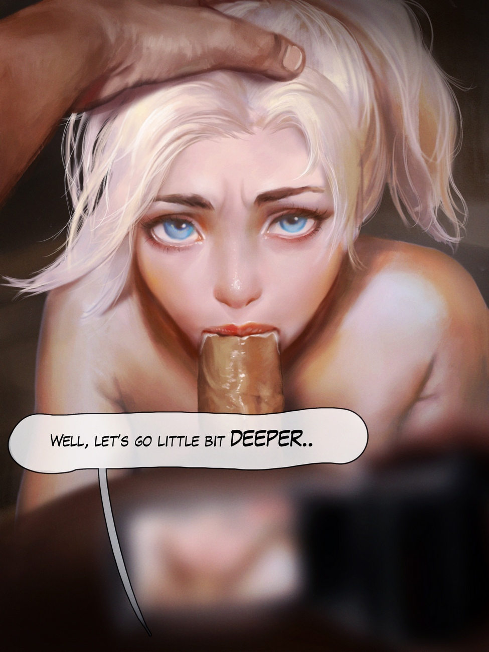 Mercy-The-First-Audition 28 free sex comic