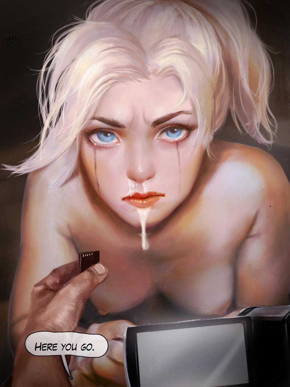 Mercy-The-First-Audition 52 free sex comic