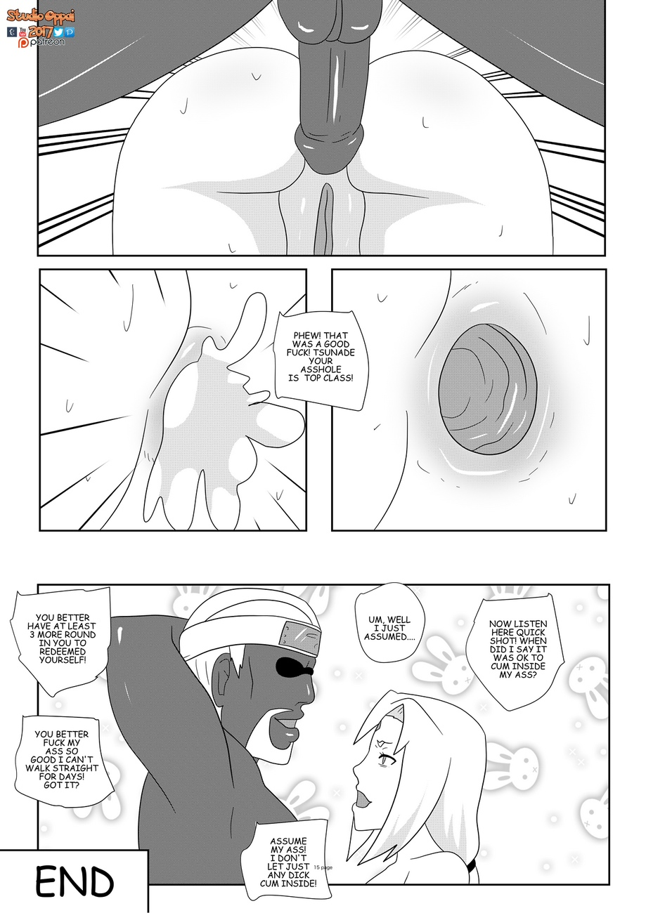 Milking-The-Chocolate 16 free sex comic