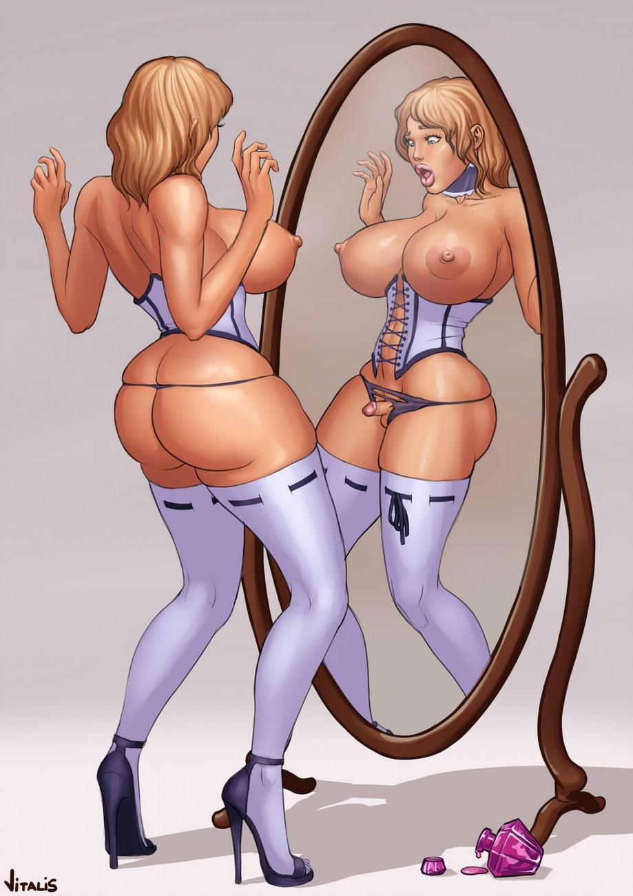 Mirror Transformation Comic Porn Hd Porn Comics