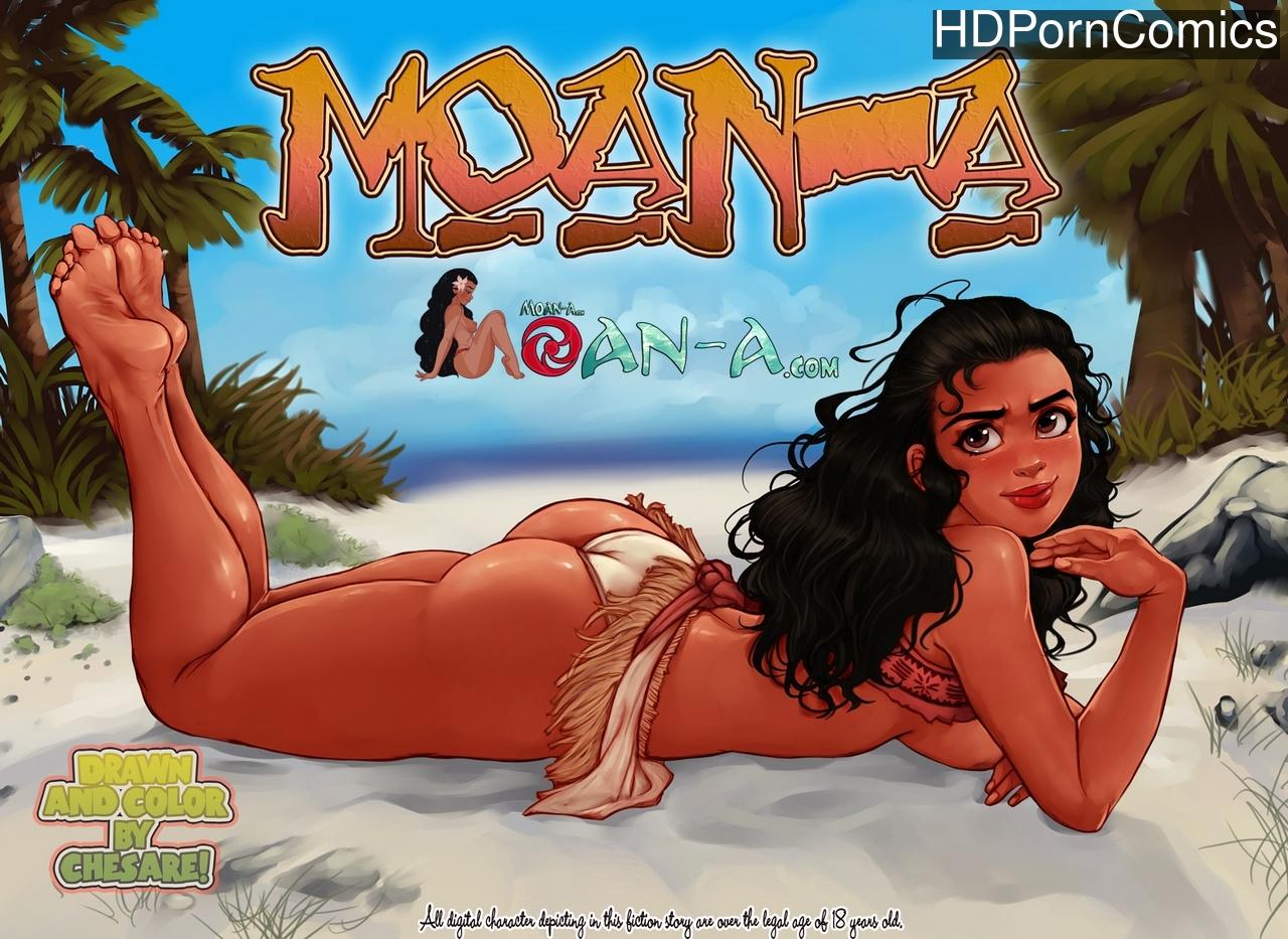 Moan-A 2 comic porn