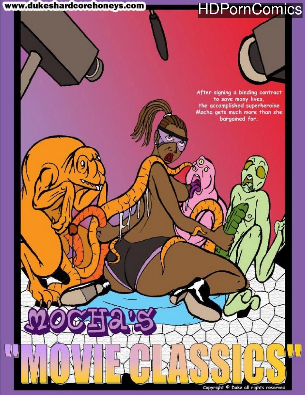 Mocha-4 1 free porn comics