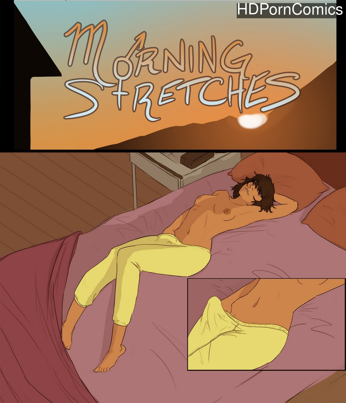 Morning-Stretches 1 free porn comics