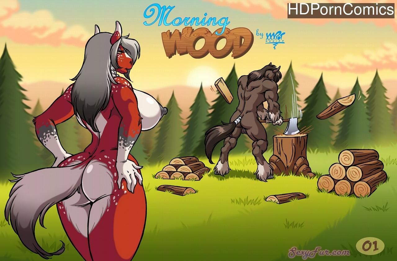 Morning-Wood-Furry 1 free porn comics