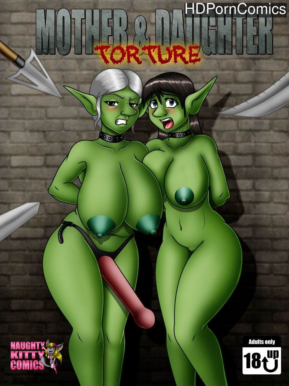 Mother-and-Daughter-Torture 1 free porn comics