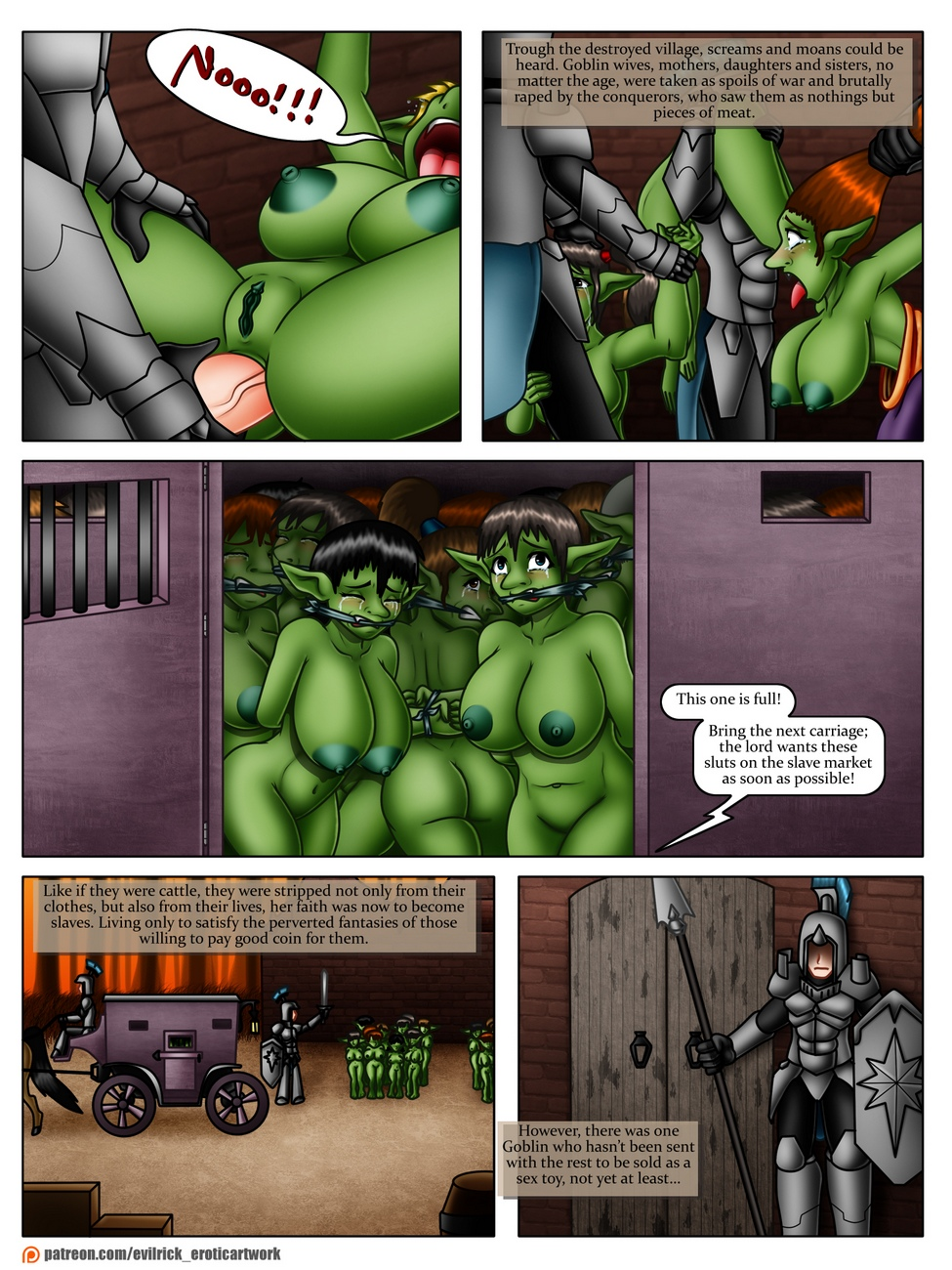 Mother-and-Daughter-Torture 3 free sex comic
