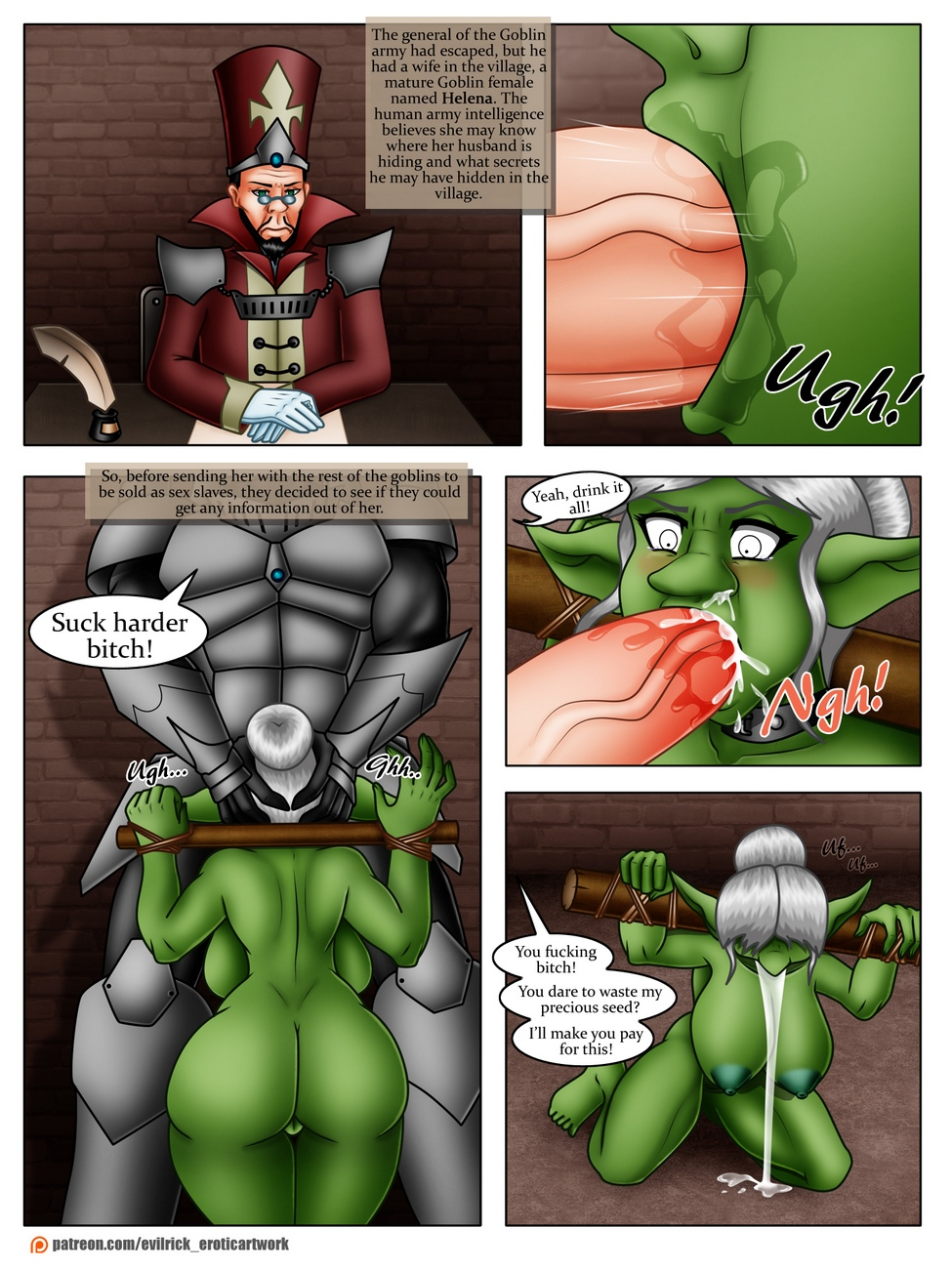 Mother-and-Daughter-Torture 4 free sex comic