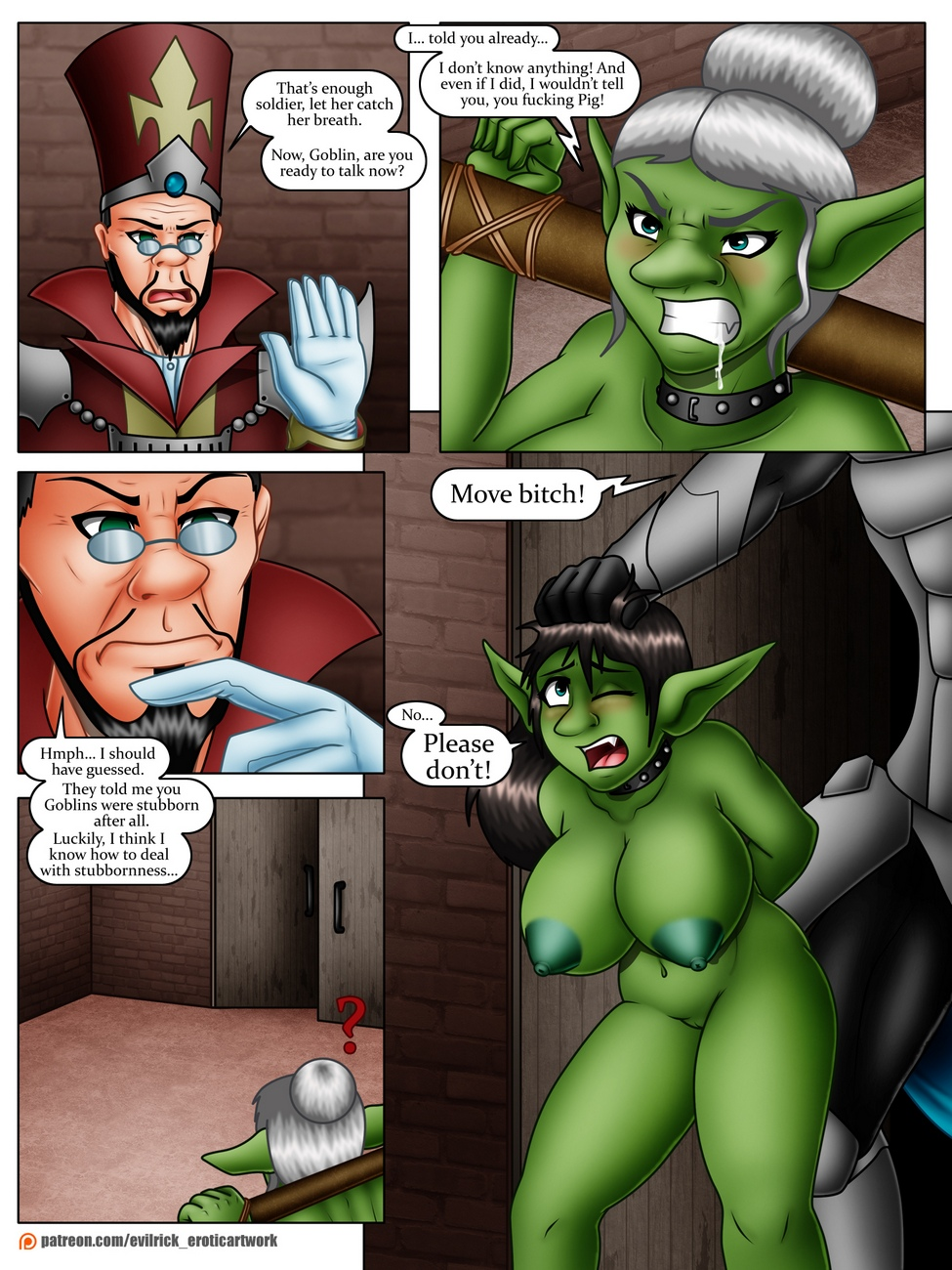 Mother-and-Daughter-Torture 5 free sex comic