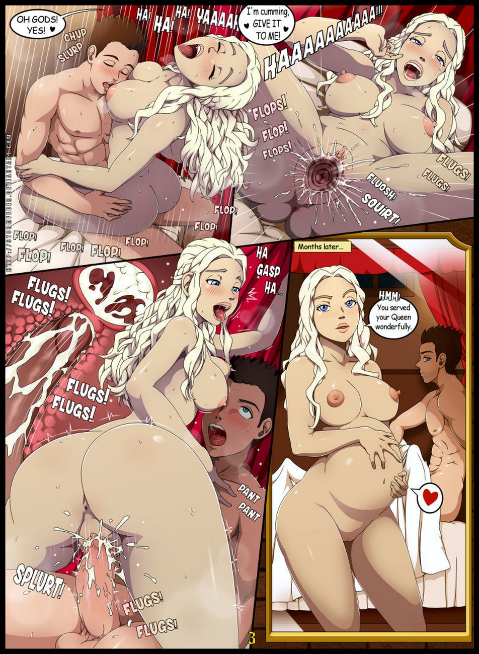Mother-Of-Dragons 4 free sex comic