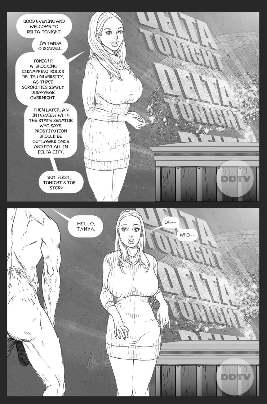 Ms-Americana-VS-The-Satyr 5 free sex comic