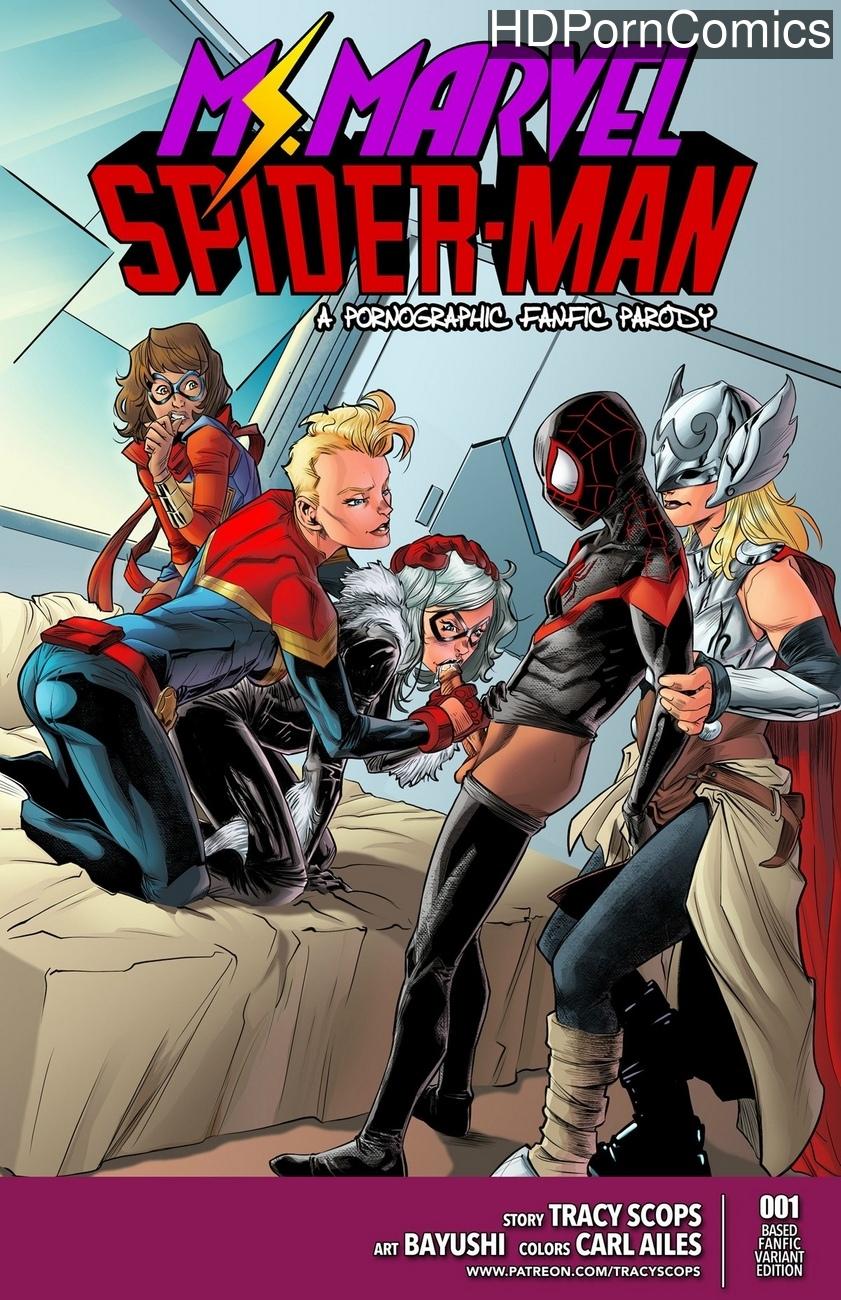 Ms-Marvel-Spider-Man 1 free porn comics