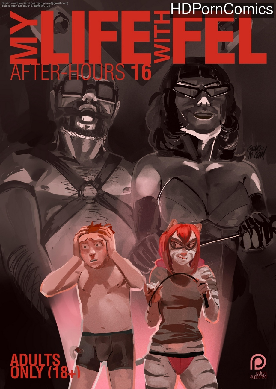 My-Life-With-Fel-After-Hours-16 1 free porn comics
