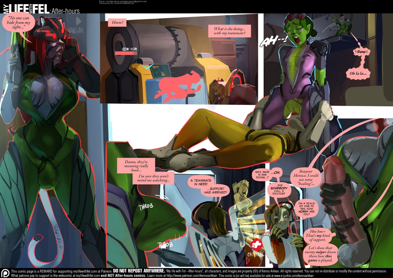 My-Life-With-Fel-After-Hours-17 6 free sex comic