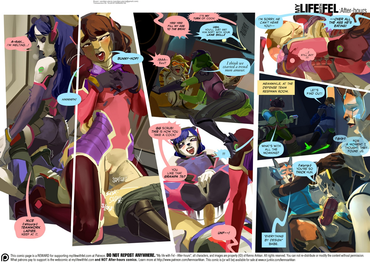 My-Life-With-Fel-After-Hours-17 9 free sex comic
