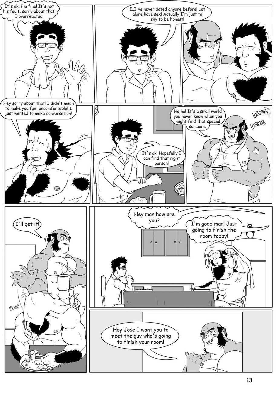 My-New-Home 14 free sex comic