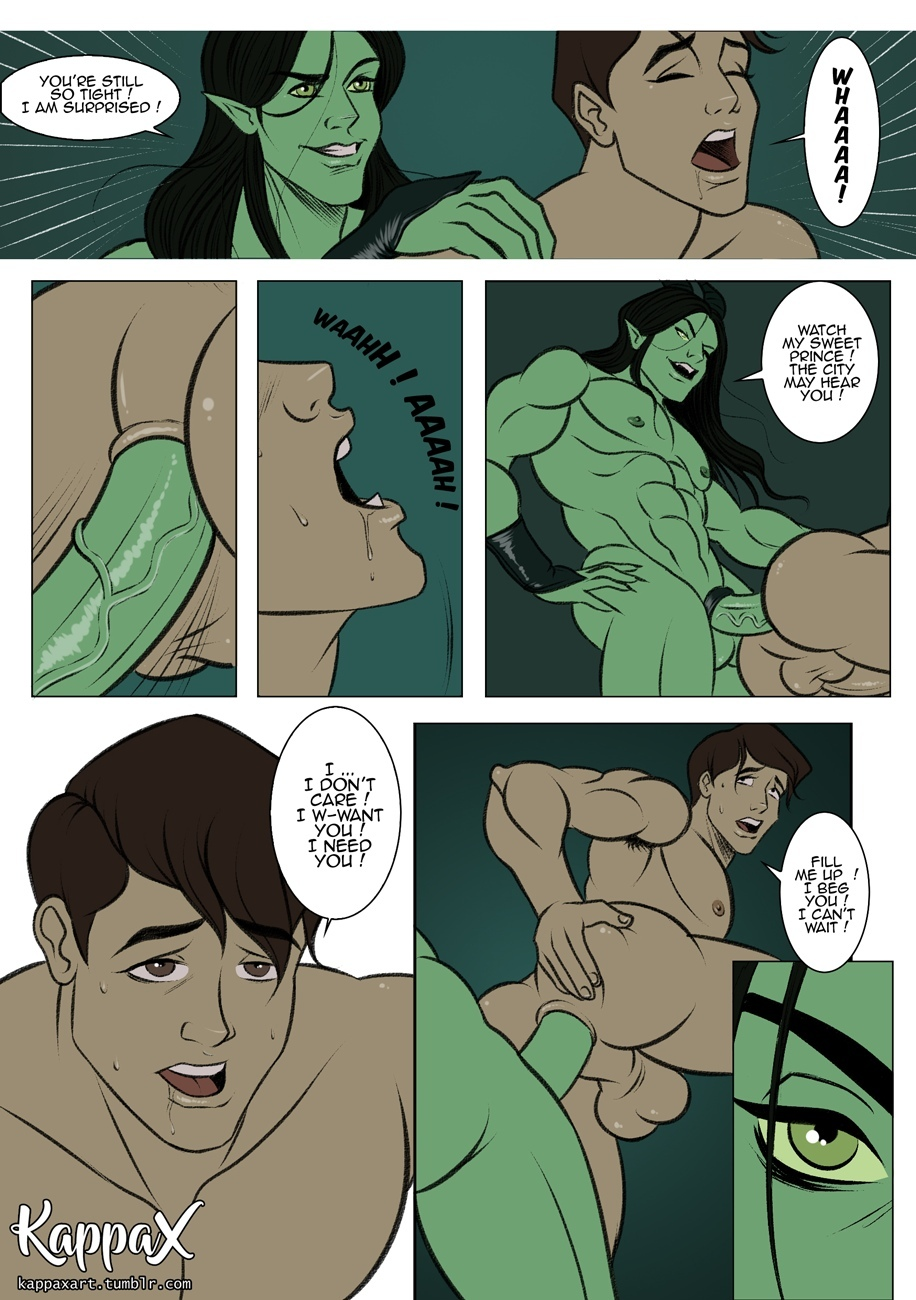 My-Prince 7 free sex comic
