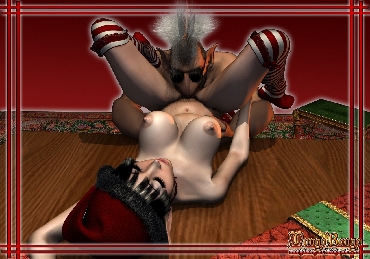 Mynxie-The-Christmas-Elf 17 free sex comic