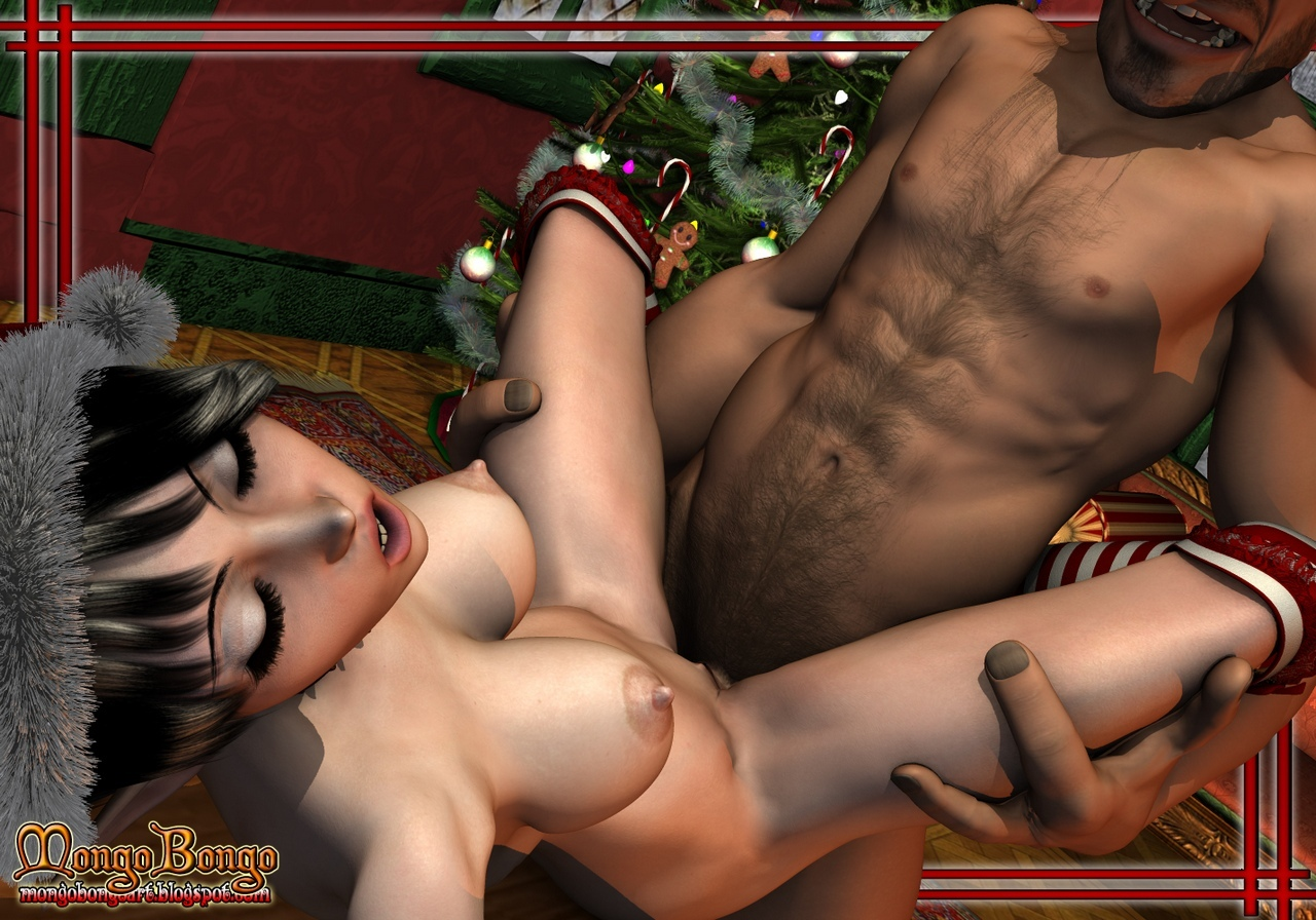 Mynxie-The-Christmas-Elf 21 free sex comic