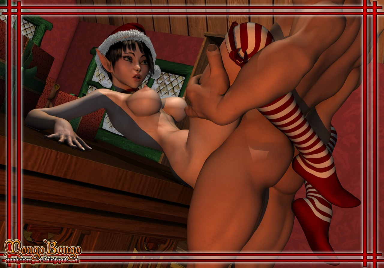 Mynxie-The-Christmas-Elf 22 free sex comic