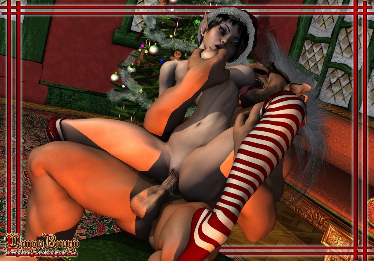 Mynxie-The-Christmas-Elf 27 free sex comic